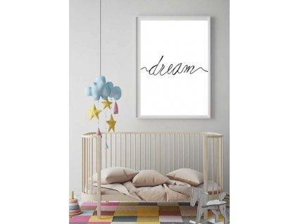 Plakát ,,Dream,,