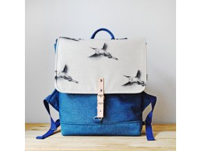 Birdman No.2 - Blue