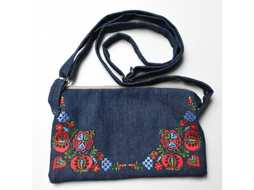 kabelka riflová obdelníková