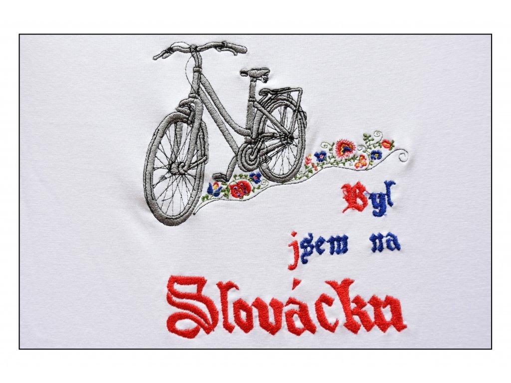 Slovácká ECO památeční taška Slovácko