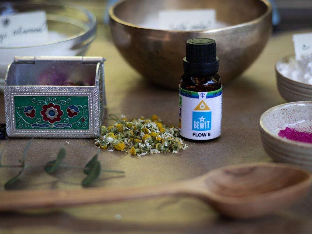 esencialni olej bewit flow b 15ml