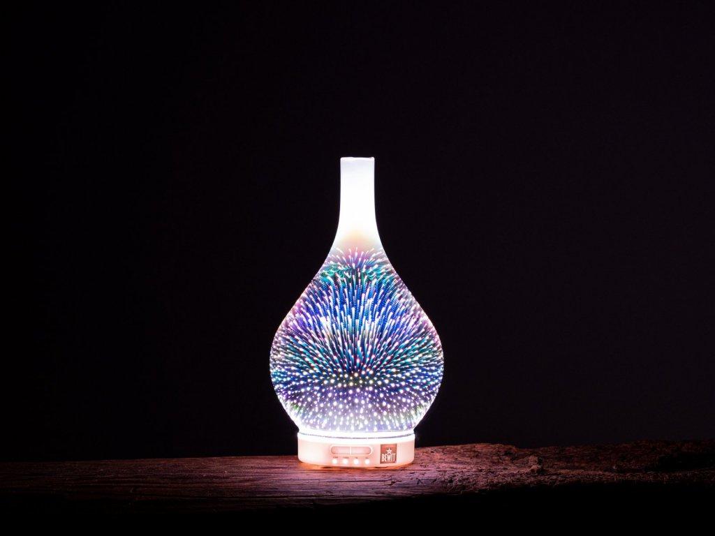 aroma difuzer 3d ball w bily ultrasonicky aroma difuzer aroma difuzer difuzer etericky difuzer aroma lampa 3d ball skleneny sklo thumbnail 1592475041 3