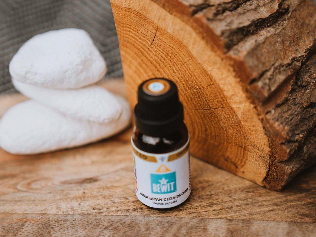 esencialni olej bewit cedr himalajsky