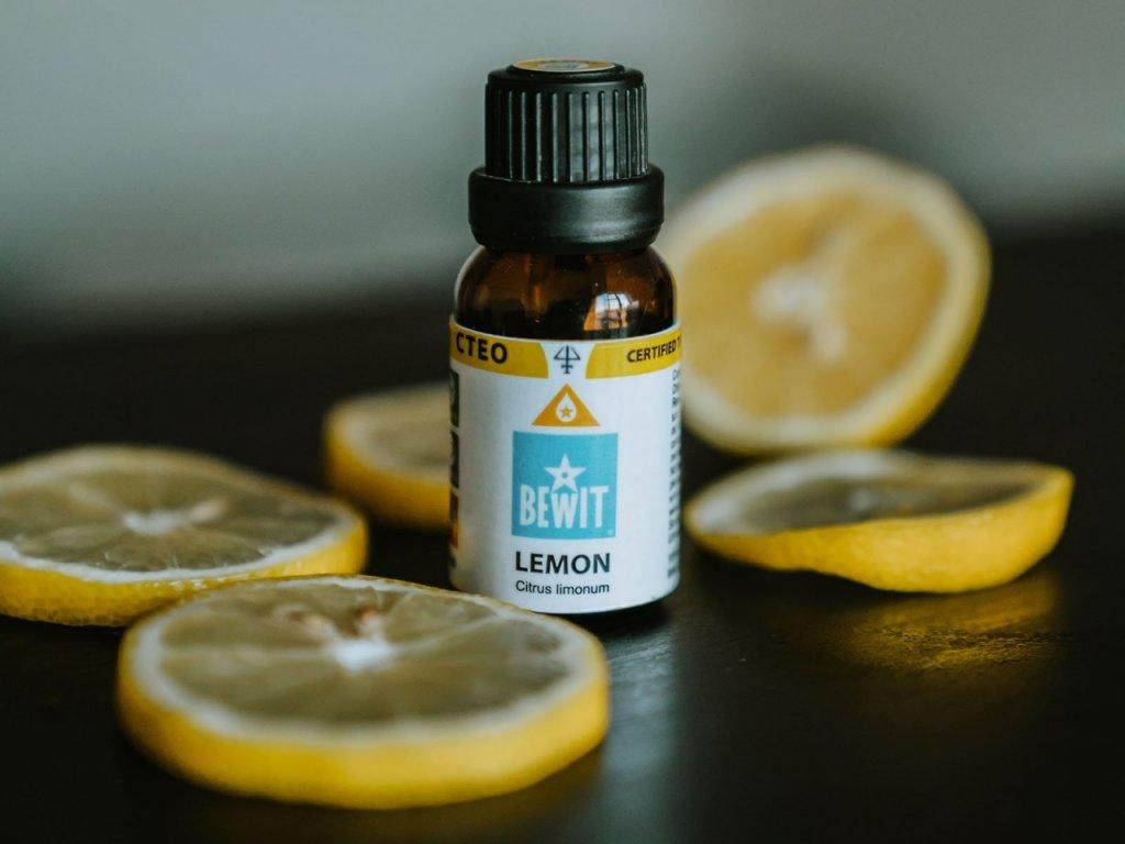 esencialni olej bewit citron 15ml