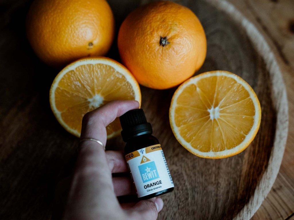 esencialni olej bewit pomeranc