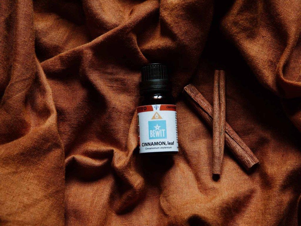 esencialni olej bewit skorice list