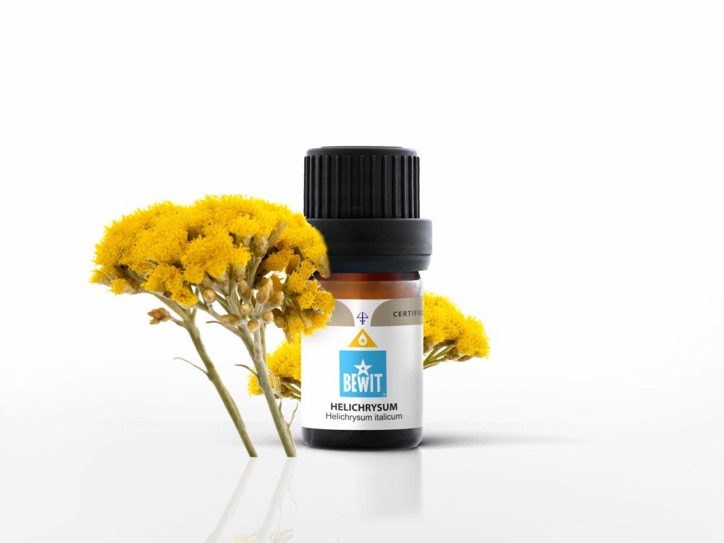 esencialni olej bewit smil helichrysum italicum slamenka 5ml