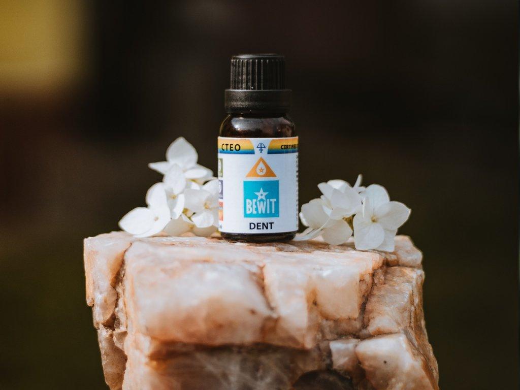 smes esencialnich oleju bewit dent zuby