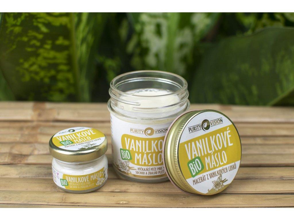 Vanilkové maslo BIO Purity Vision 5