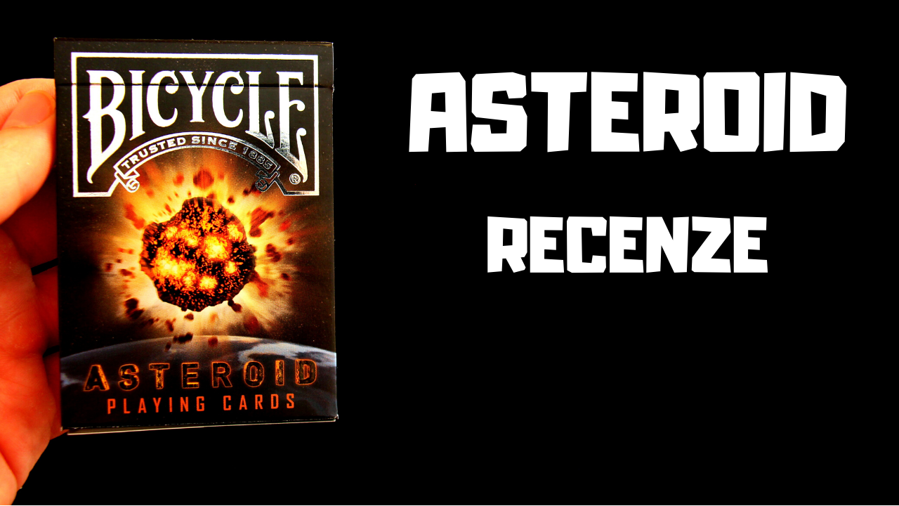 RECENZE: Bicycle Asteroid