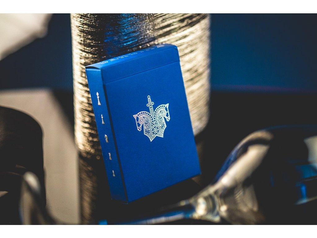 Nové karty: Knights Blue