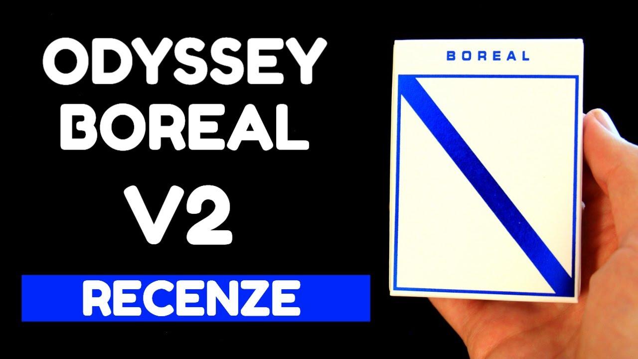 Odyssey Boreal V2 - Recenze!