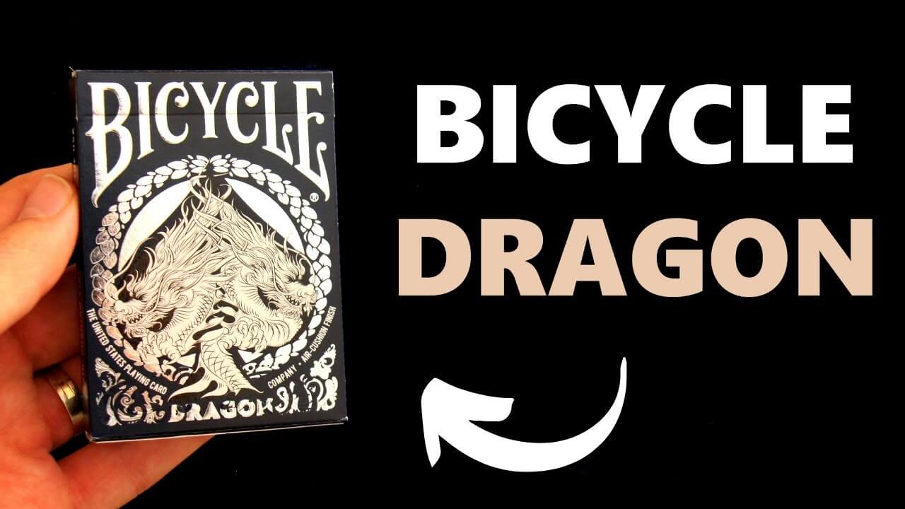 RECENZE: Bicycle Dragon Playing Cards