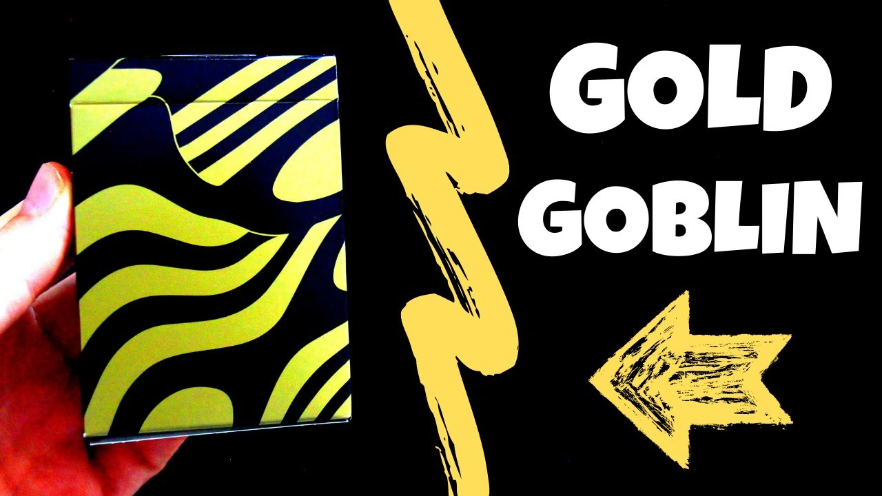 Gold Goblin – Povedené karty!