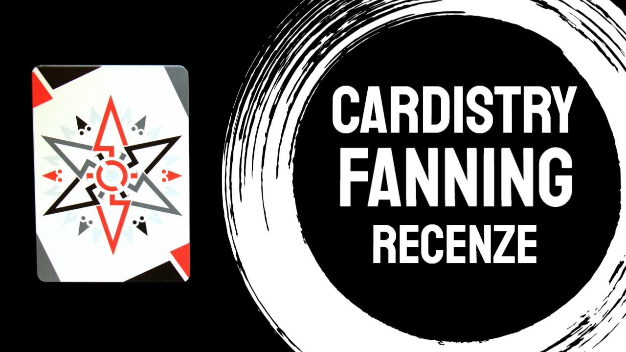 RECENZE: Cardistry Fanning White