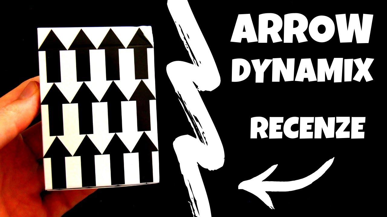 Arrow Dynamix: Jedinečné Karty!