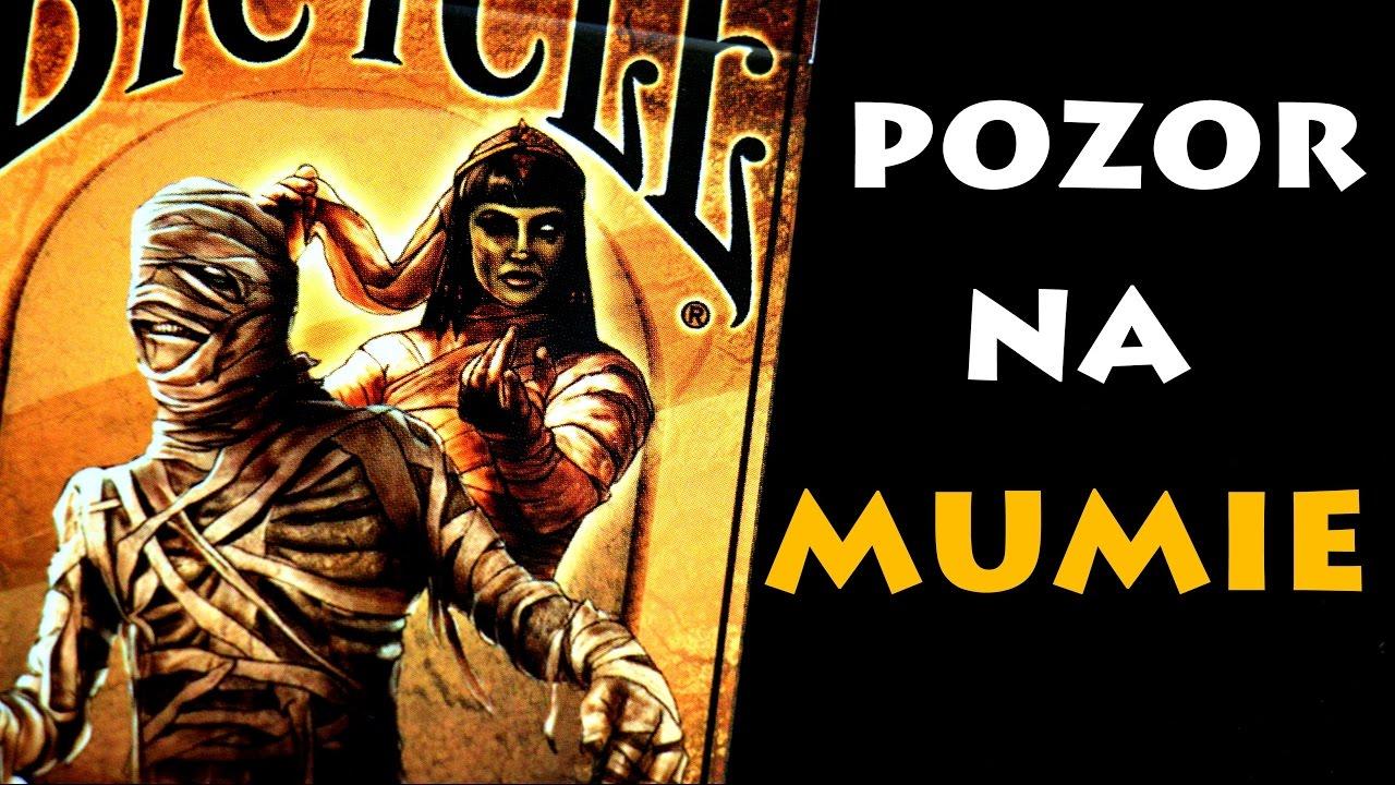 Novinky: Mumie a ZIG ZAG TUŽKA!