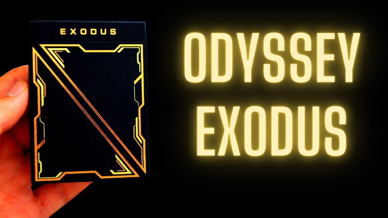 RECENZE: Odyssey Exodus - Futuristické Karty