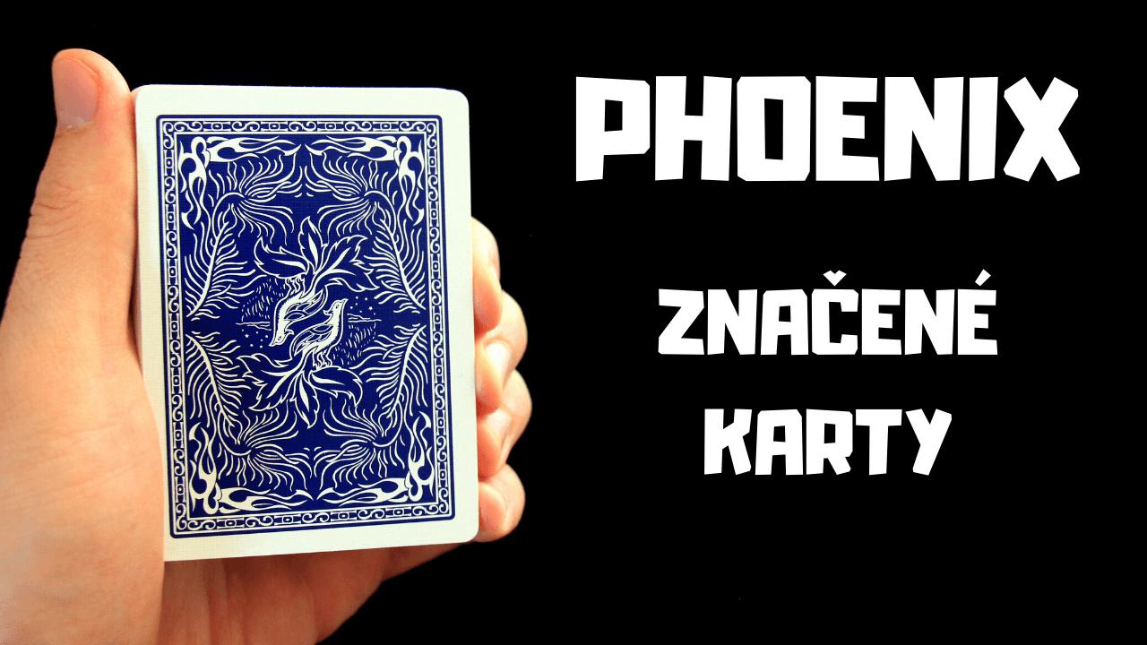Značené Karty PHOENIX | RECENZE KARET