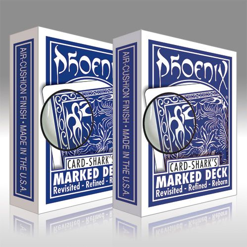 Phoenix Marked deck: Skvělé značené karty