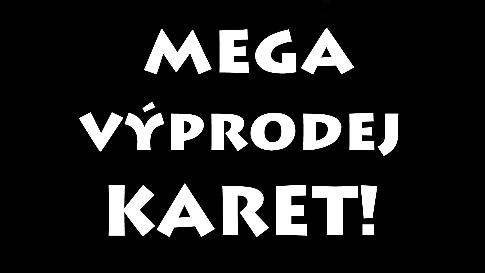 Mega výprodej + Soutěž!