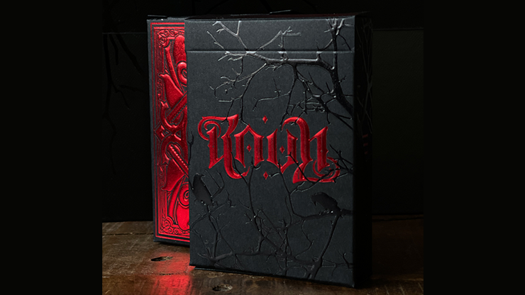 RECENZE: Ravn X Playing Cards