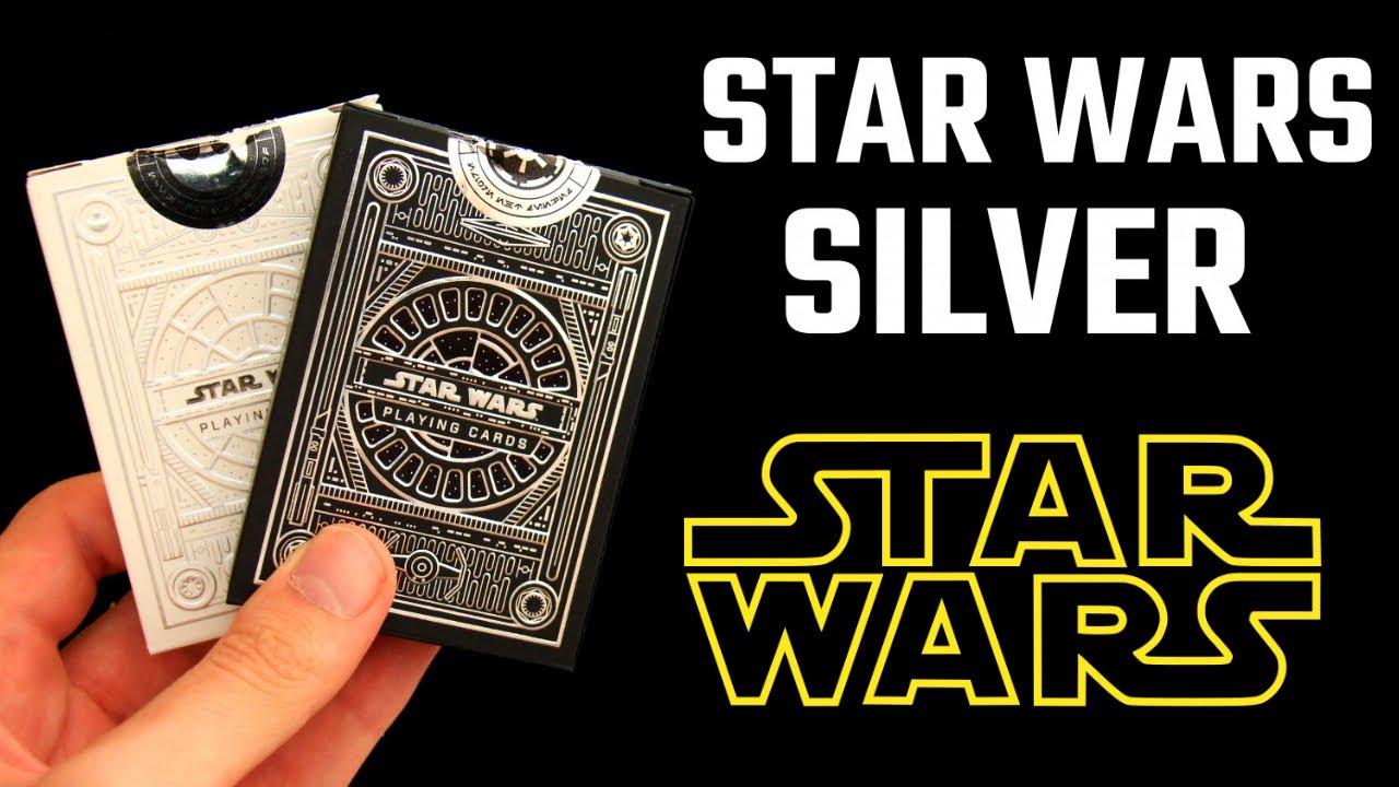 RECENZE: STAR WARS - Stříbrná Edice!