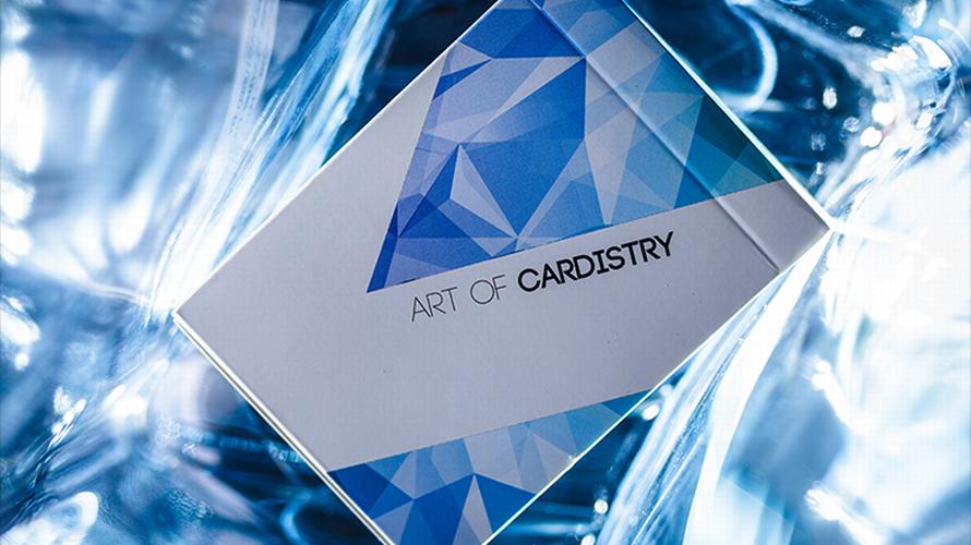 Art of cardistry Frozen
