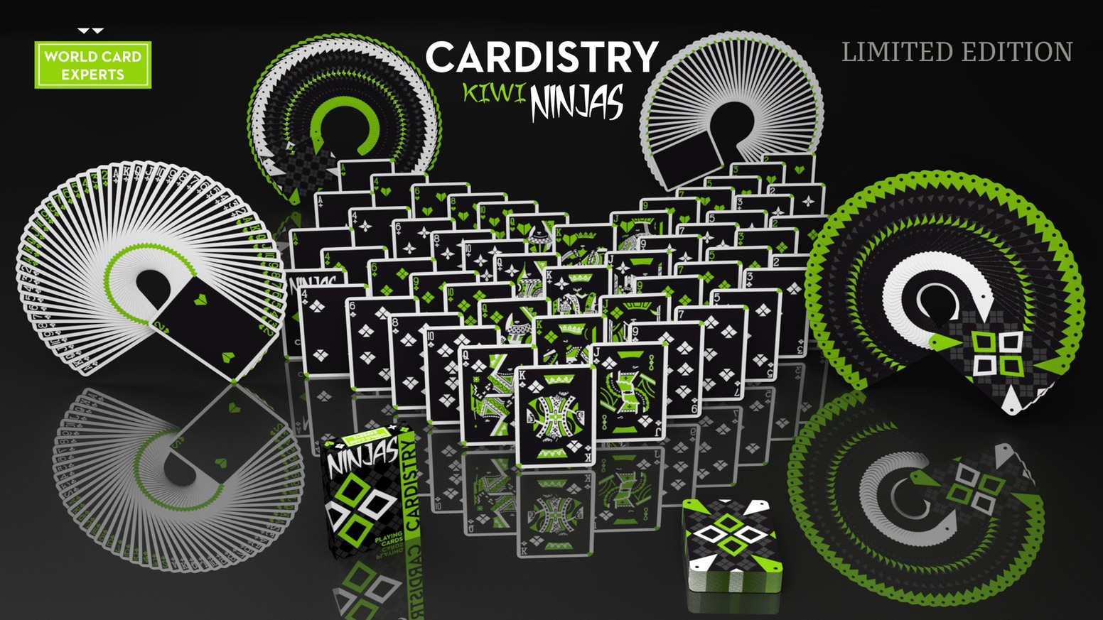 Cardistry Ninjas Kiwi