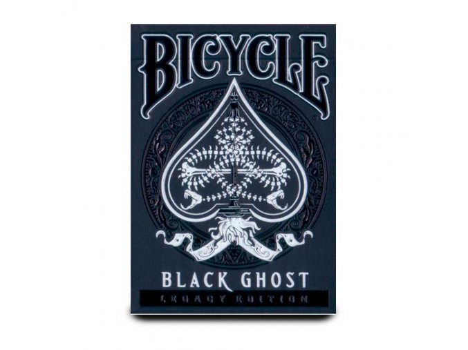 Bicycle Black ghost Legacy Edition