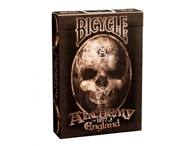 BICYCLE alchemy WHT