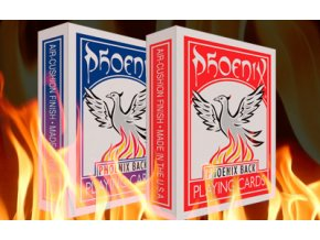 Phoenix playing cards