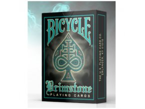 Bicycle Aqua Brimstone