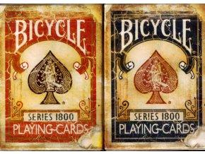 Bicycle Vintage 1800