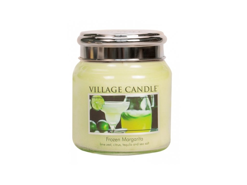 village candle vonna svicka ve skle margarita frozen margarita 16oz