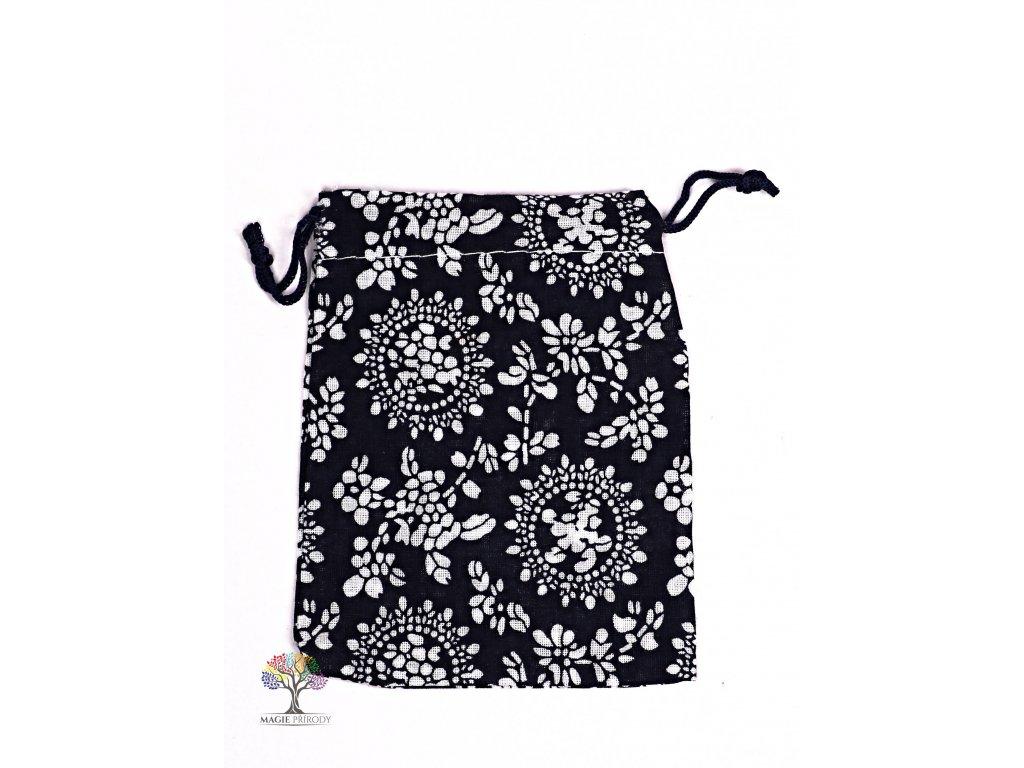 Dárková taška - pytlík vzor modrá 10x12 cm - 18  + sleva 5% po registraci na většinu zboží + dárek k objednávce
