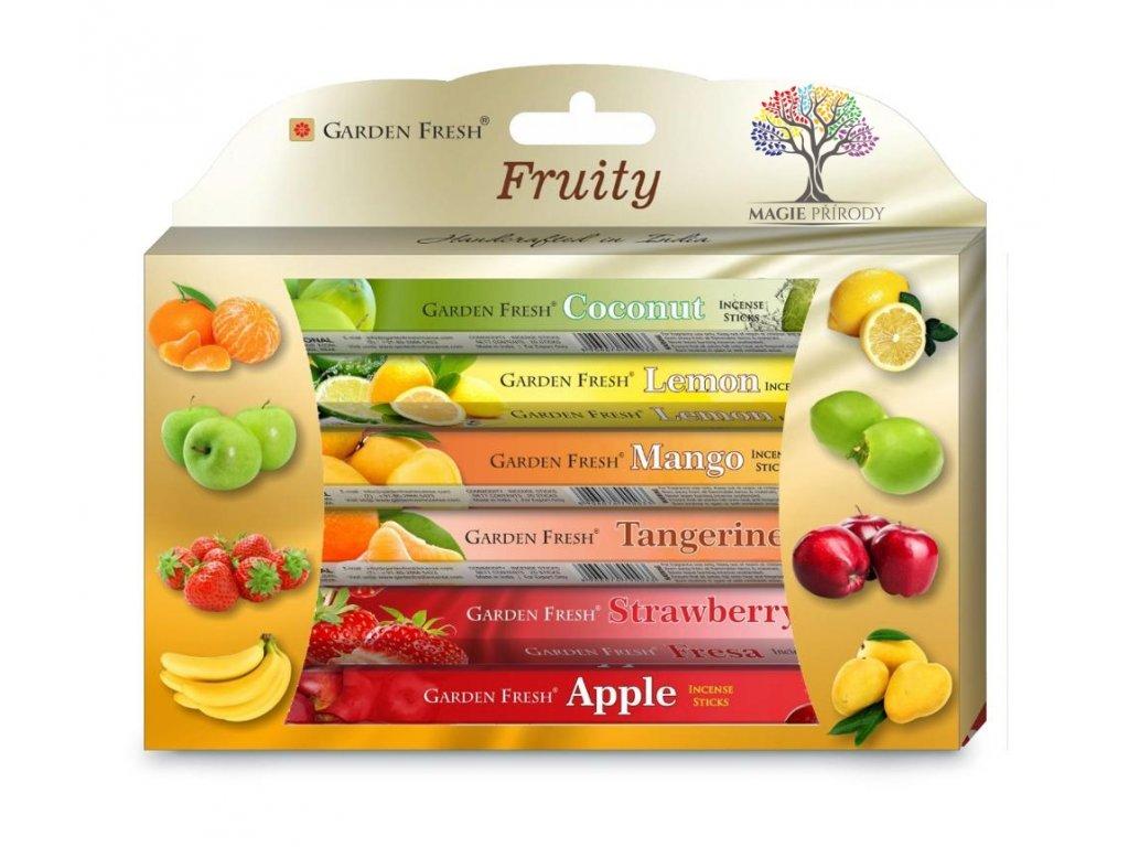 Vonné tyčinky Garden Fresh Fruity - 120 ks #43