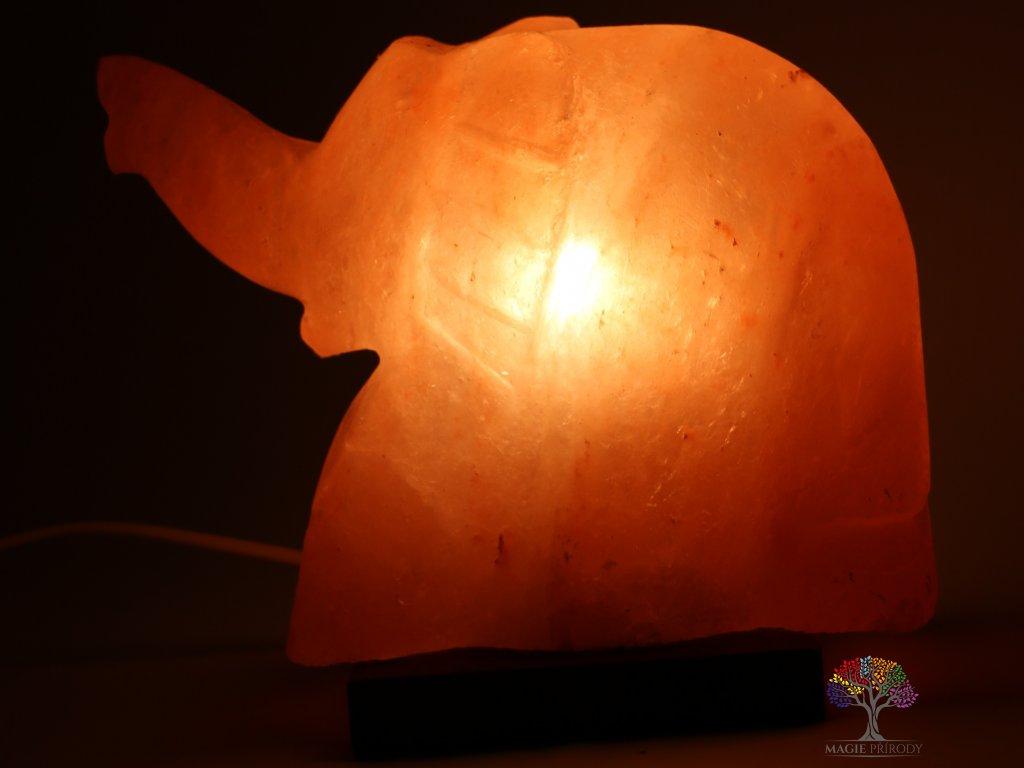 Solná lampa elektrická SLON 3 Kg #08