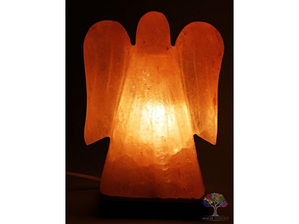 Solná lampa elektrická ANDĚL 3 Kg #10