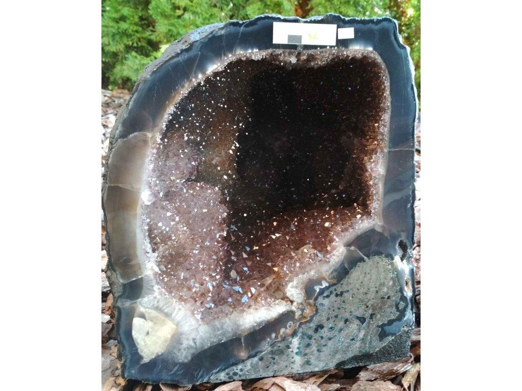 Ametyst geoda 11.66 Kg - Top kvalita  + až 10% sleva po registraci