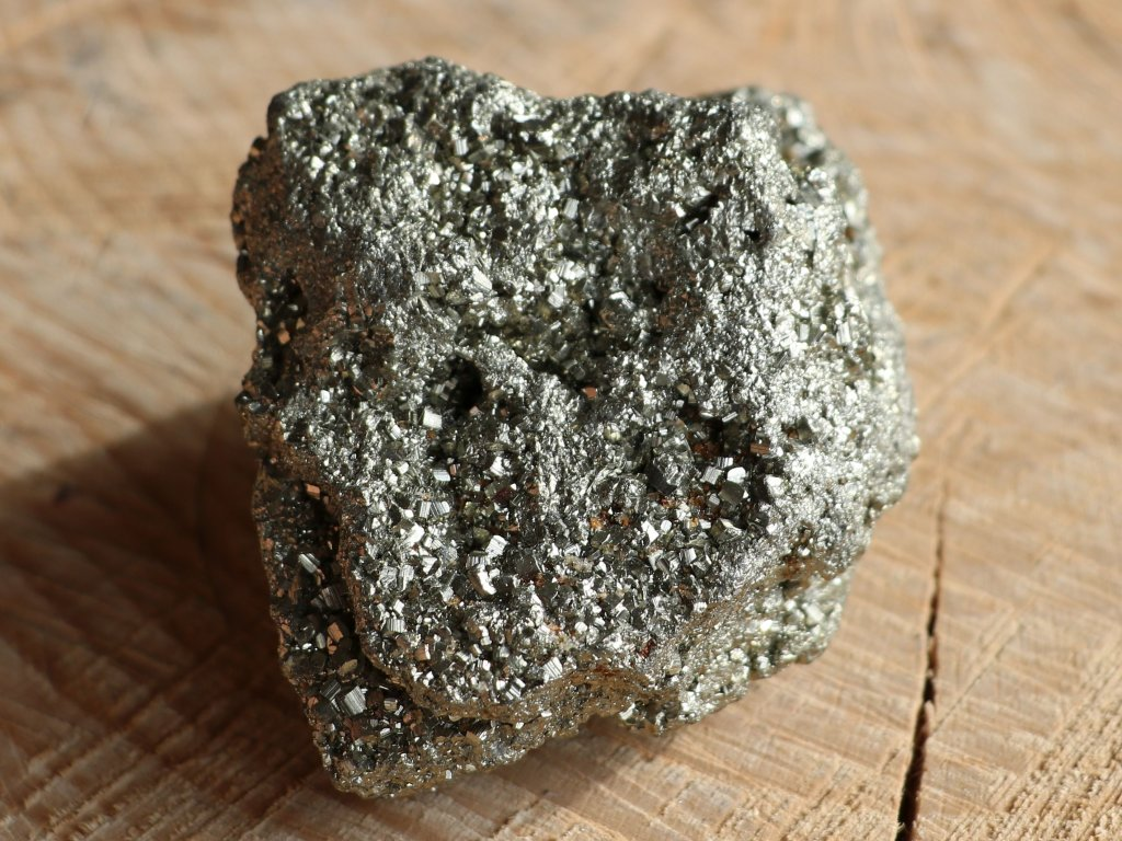Pyrit přírodní - surový - 0.244 kg - #5