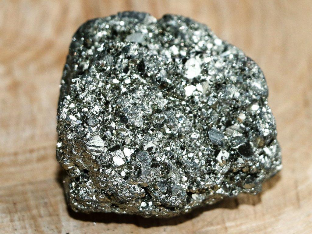 Pyrit přírodní - surový - 0.244 kg - #6
