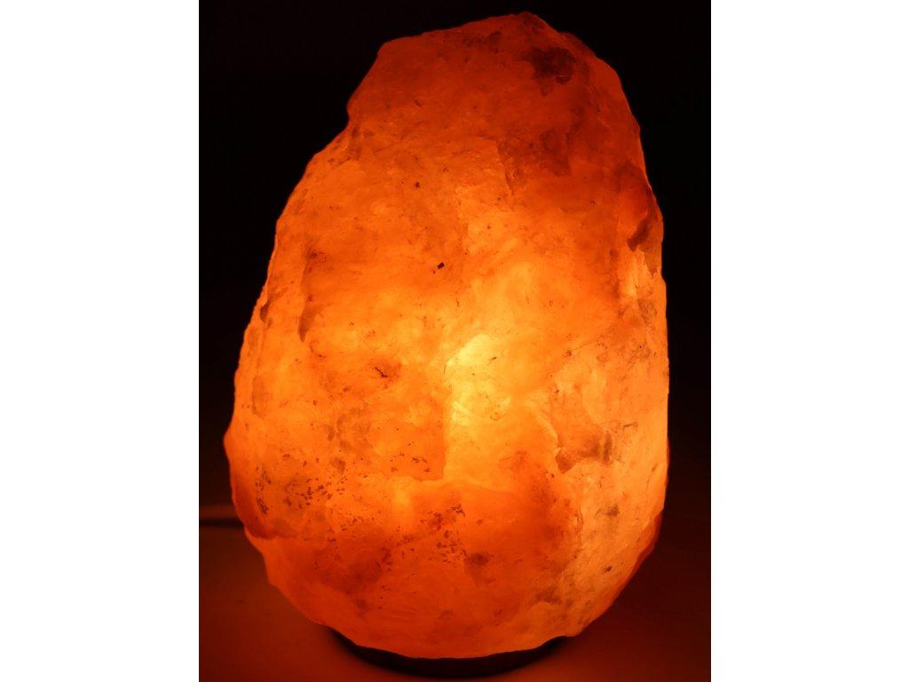 Solná lampa elektrická 7 - 10 kg  + sleva 5% po registraci na většinu zboží + dárek k objednávce