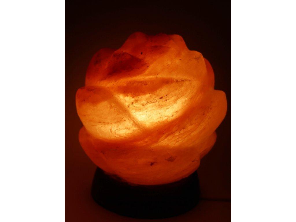Solná lampa elektrická Růže 3.160 Kg #126 Flores