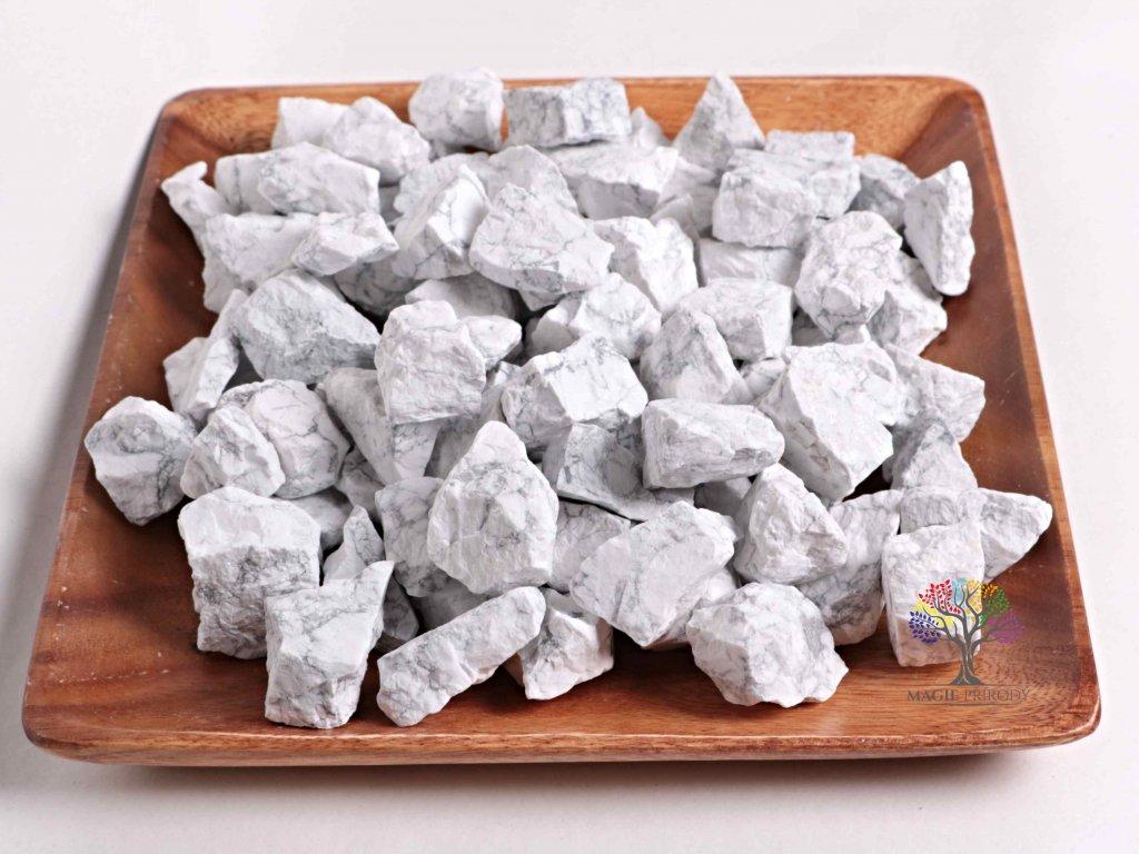 Magnezit surový 3 - 7 cm - TOP kvalita - 1 ks  + sleva 5% po registraci na většinu zboží + dárek k objednávce