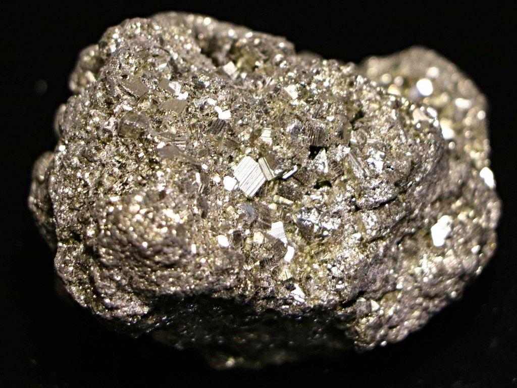 Pyrit přírodní - surový - 0.222 kg - #16