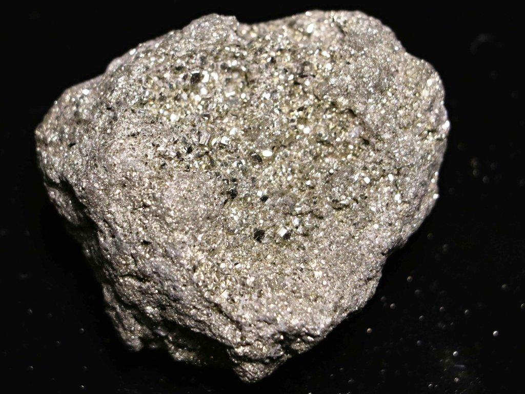 Pyrit přírodní - surový - 0.131 kg - #29