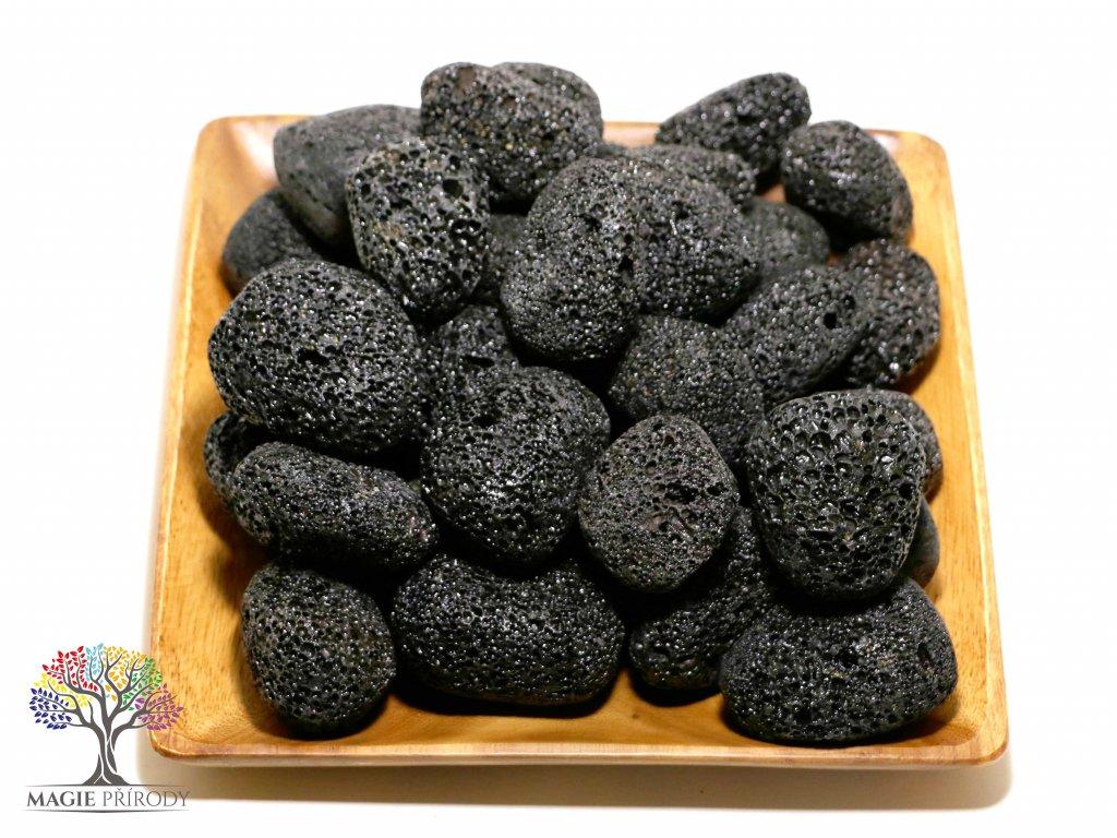 Lávový kámen masážní 1 Kg  + sleva 5% po registraci na většinu zboží + dárek k objednávce
