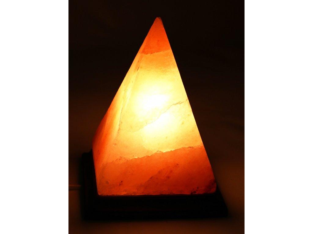 Solná lampa elektrická - Pyramida XL 2.560 Kg #5