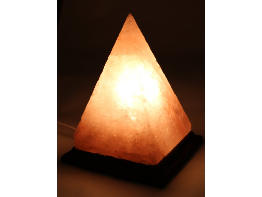 Solná lampa elektrická - Pyramida XL 2.560 Kg #8